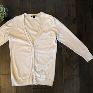 Jacob Cream Cardigan